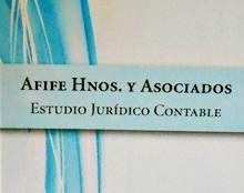 Afife Hnos y Asoc. Estudio Jurídico Contable