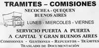 Tramites - Comisiones