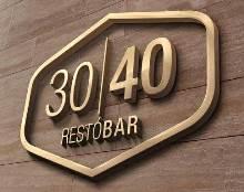 30/40 RESTÓBAR
