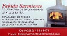 Fabián Sarmiento - Zinguería