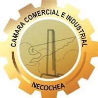 logo de la camara comercial e industrial de Necochea y Quequén