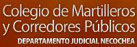 Colegio de Martilleros y Corredores Publicos Neco