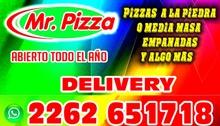 Comidas Listas - Mr. Pizza