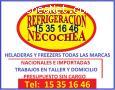 SERVICE HELADERAS REFRIGERACION NECOCHEA