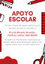 CLASES DE APOYO ESCOLAR.
